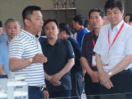 临汾市政协在襄汾县专题视察房地产去库存工作