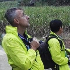 外国友人参与观鸟