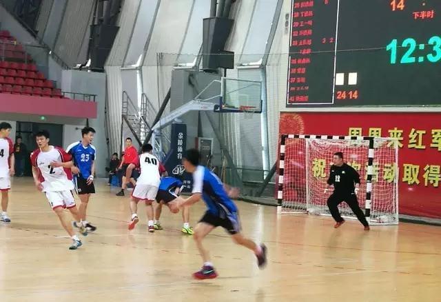 2017年全国青年男子手球锦标赛八强出炉