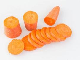 胡萝卜整根烹饪防癌效果会更好