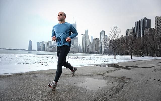 跑者没必要改变步幅 自然选择才是最佳