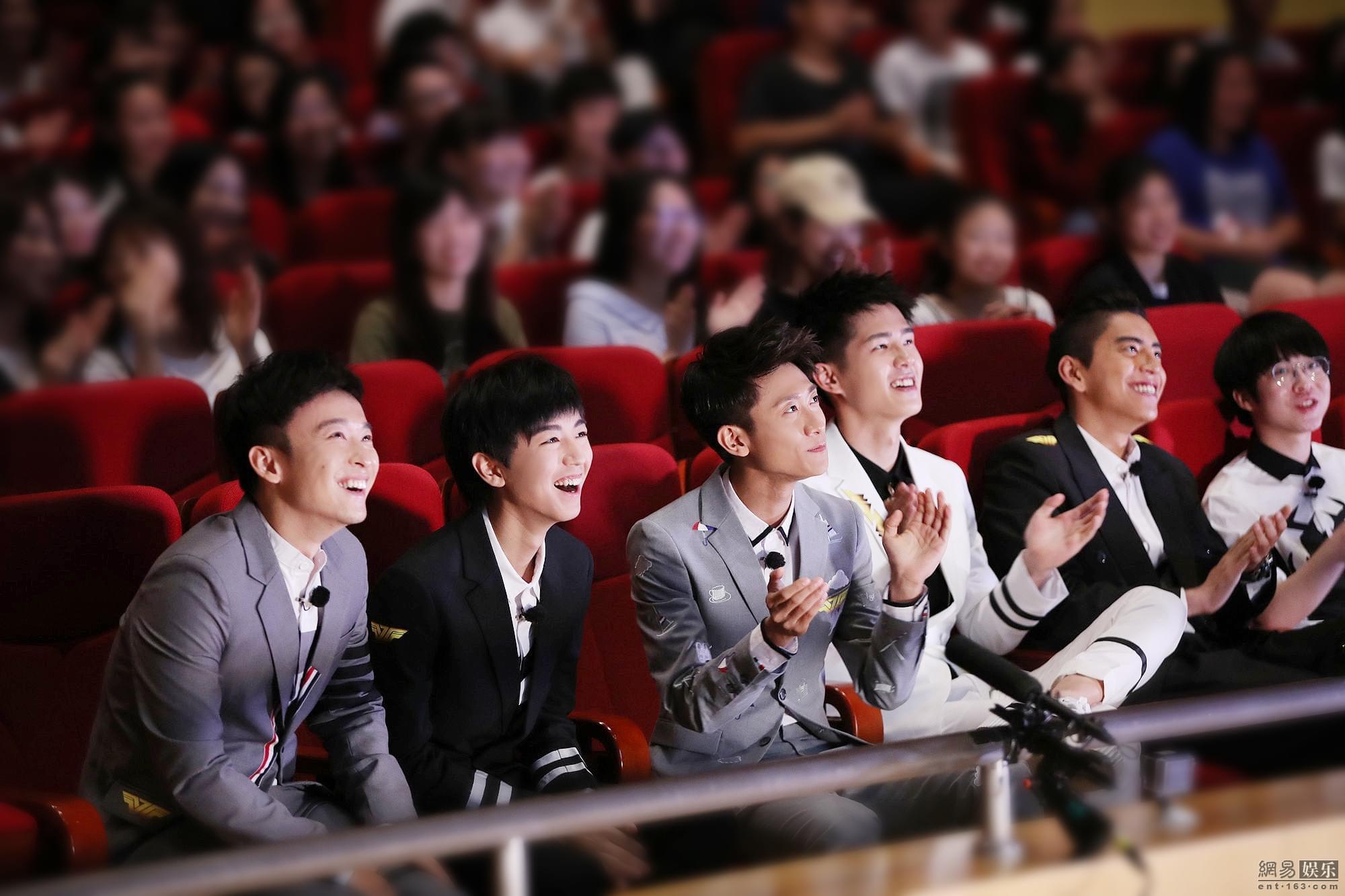 《高能少年团》收视率逆袭成第二季度周六档冠军