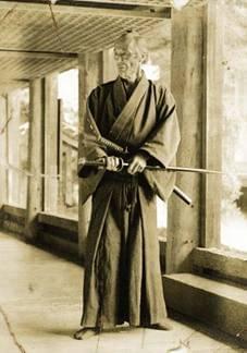 谜一般的日本武士世界