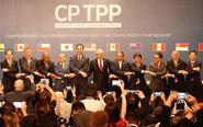 11国签署新版CPTPP