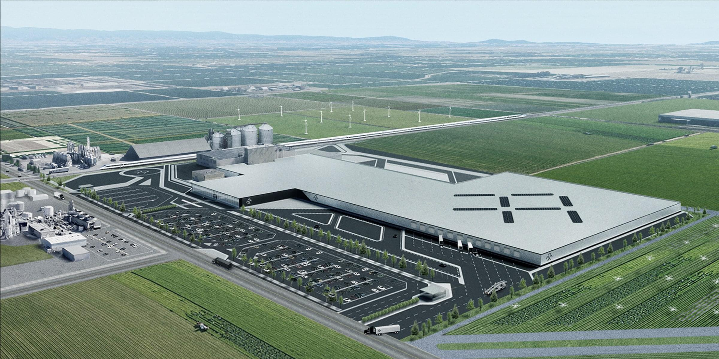 已签署租赁协议 法拉第未来新工厂落户加州