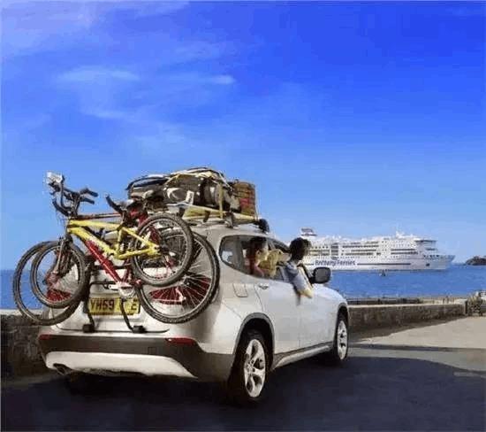 90%的SUV都有车顶行李架 但会用的人没几个