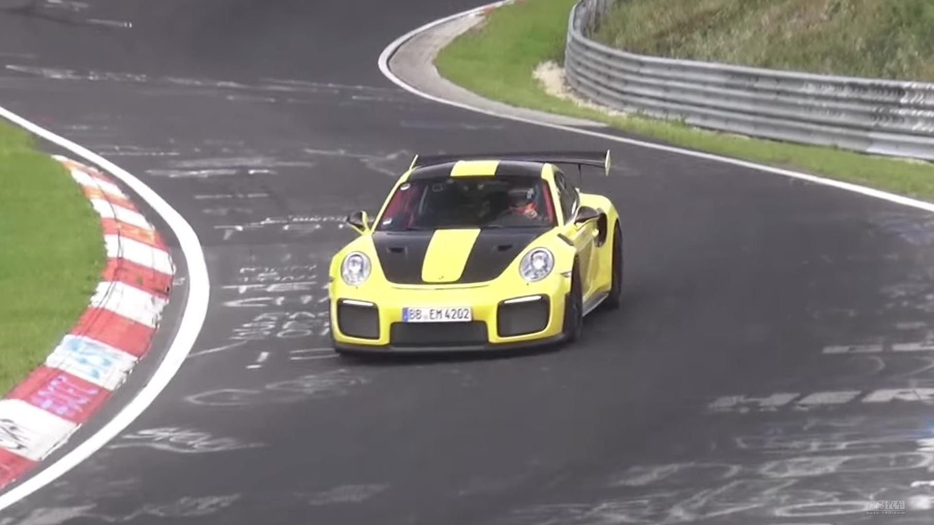 家族最快 911 GT2 RS纽北圈速6分48秒75
