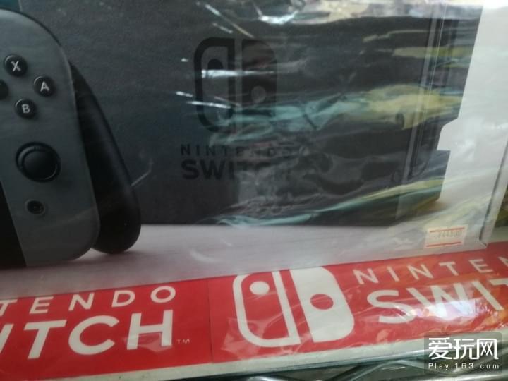 售价44800日元的Switch主机