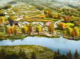 """省园博会明年9月举行  泰州展园将尽显""""绿城水韵"""""""