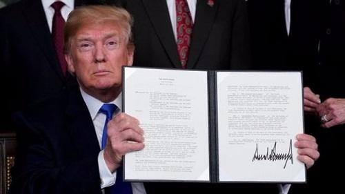特朗普对华挥贸易大棒 美国商界先肉疼:我们完了