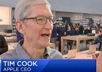 库克:对iPhone8发售状况满意 Apple Watch是小问