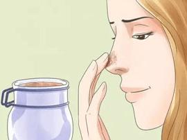 快看 用盐洗鼻子真的可以去黑头吗?