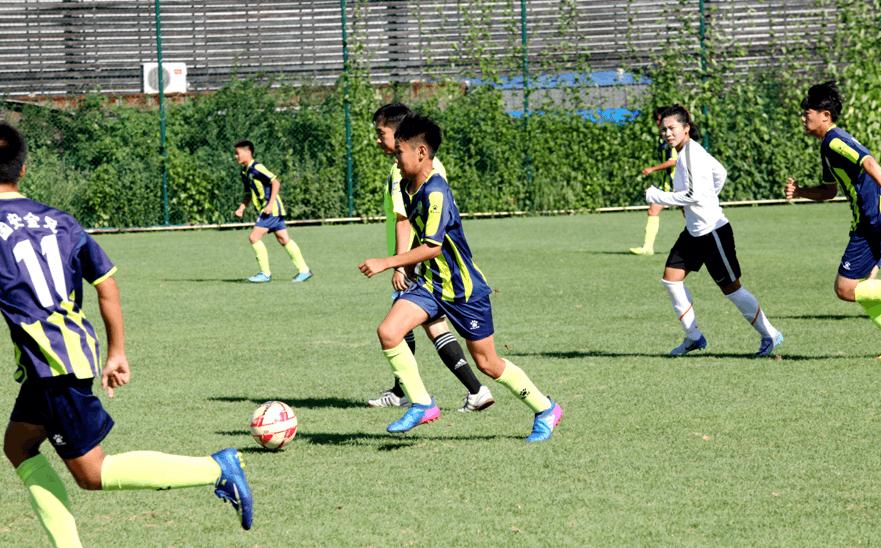 三园足球模式初见成效 北京足球改革加快落实步伐
