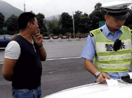 湘东这名男子太猖狂,将正在执法的交警殴打入院