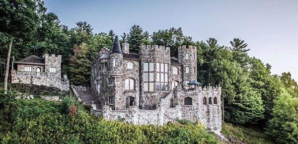 他花40年为儿子建城堡 如今值近9000万元