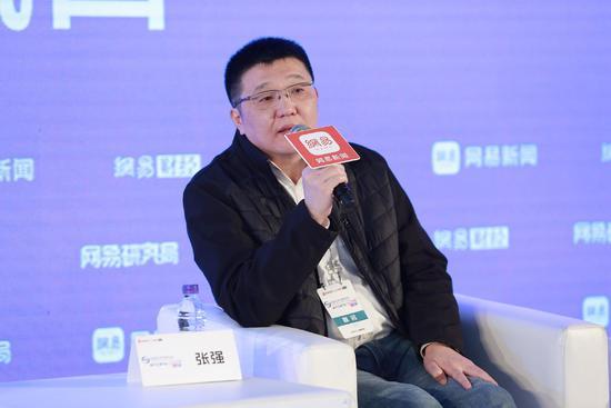 张强:内容生产和对接平台都还有非常大的机会
