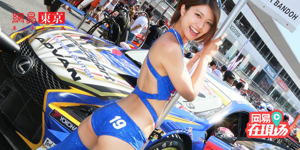 快上车!日本赛车皇后带你逛东京改装车展