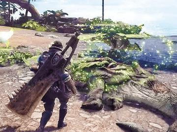 卡普空将于TGS提供《怪物猎人世界》试玩