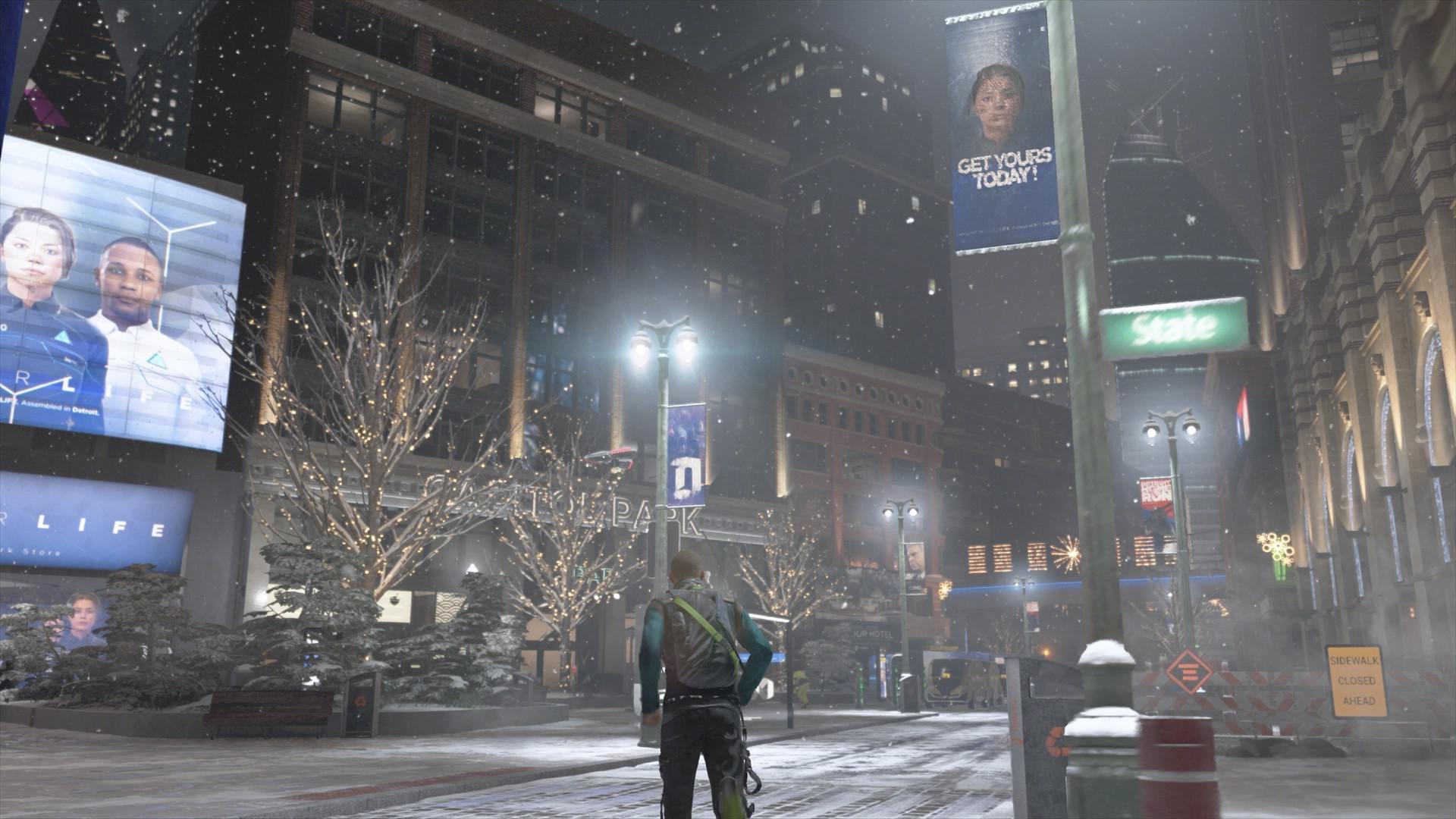 《底特律:变人》包含500名角色 成本超两亿