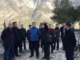 巫山县长曹邦兴:坚持绿色发展理念 推动生态旅游业