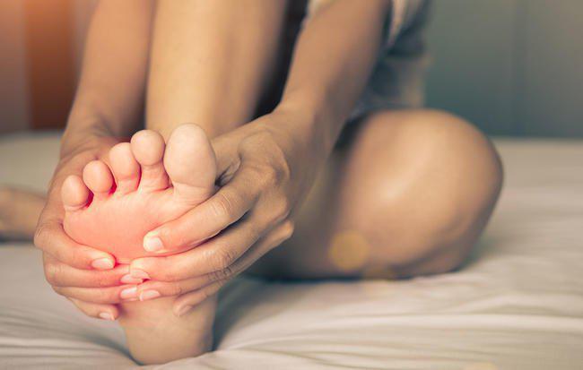 脚痛不能忽视 这8种病或毁掉跑步生涯
