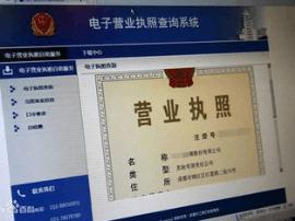 曹妃甸区行政审批局发出首张全程电子化营业执照