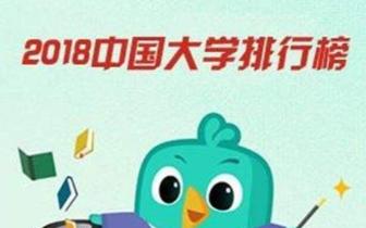 2018中国各区域大学排行榜10强全新出炉
