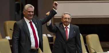 迪亚斯-卡内尔当选古巴新一任领导人