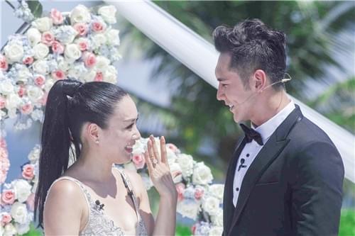 张伦硕求婚钟丽缇