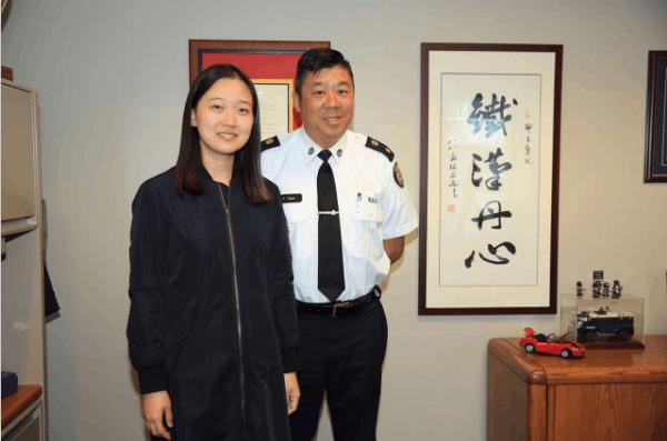 【前途,在路上】专访多伦多总警司:中国学生可放心来留学