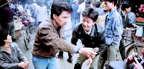 用图片告诉你30年前的广州究竟是什么样子的