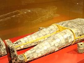 """中国与埃及文物精品在德国""""交相辉映"""""""