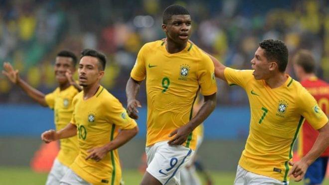 巴西又炸出1神童引来皇马巴萨争夺 3000万欧起步