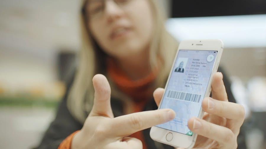 芬兰电子驾照进入试验阶段 信息服务如扫码般快捷