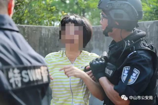 广东女子被绑架到无人小岛 绑匪开口100万