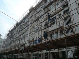 济南老旧小区改造完成90%工程量 133个单元拟加装电梯