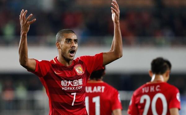 阿兰建功于汉超送点 广州恒大1-1川崎前锋