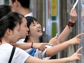 福州6.2万考生23日参加中考 全市共设置81个考点
