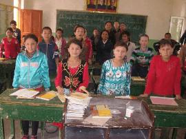 太原选派10名教师赴新疆支教一学年
