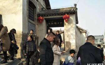全省县域旅游人数排名第一 邯郸涉县旅游火爆开年