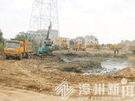 龙海在建重点项目安排94个 已完成投资逾76亿元