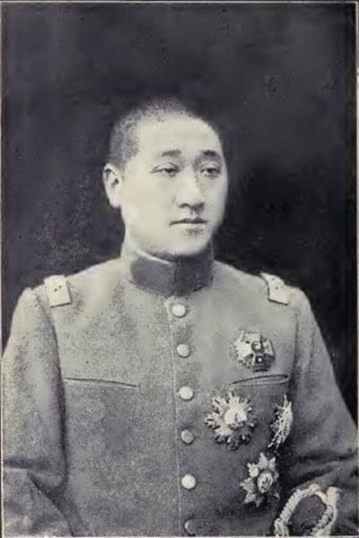 1918年11月,39岁的徐树铮被授予陆军上将衔。