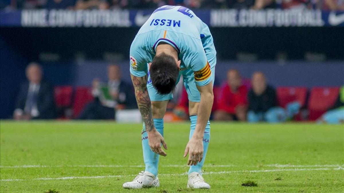 巴萨又被惩罚69小时踢2场联赛 快轮休梅西吧