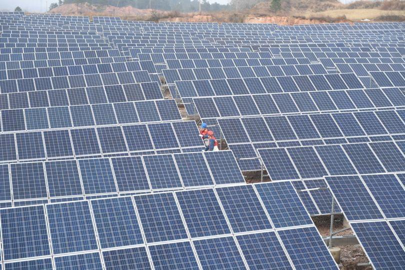 三伏天+全球变暖热尿了?中国太阳能产业震惊外国