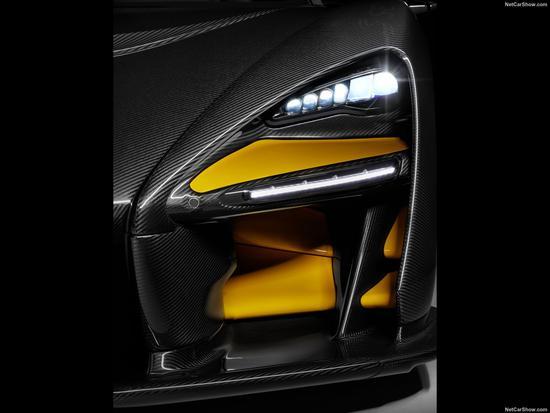 这才叫神车 MSO推出迈凯伦塞纳碳纤维版