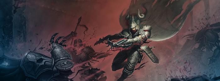 强势依旧:暗黑3PTR2.6.1三刀猎魔人110层实战