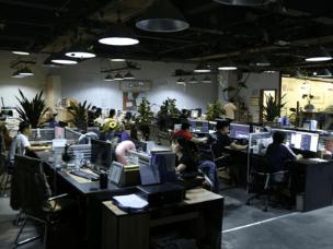 潍坊嗨创业公社 打造众创空间先驱品牌形象