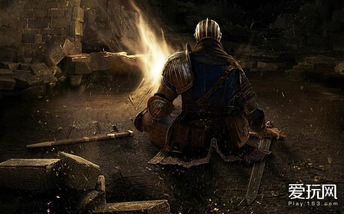但是当于破败王座之上,看着世界陷入黑暗的时候,不死人在想什么呢?