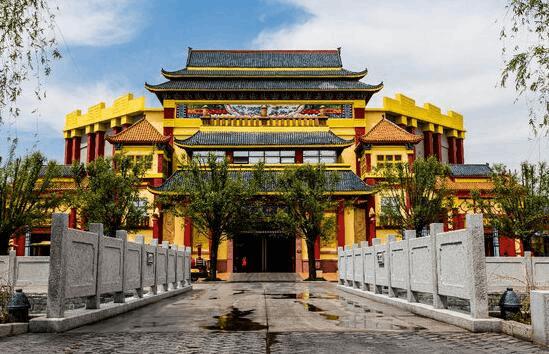 荆州建九州神韵剧场 将成为全国最大弧形荧幕影院