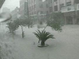 """台风""""海棠""""在福清登陆 24小时内两个台风登陆福清"""